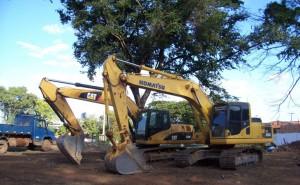 Escavadeiras